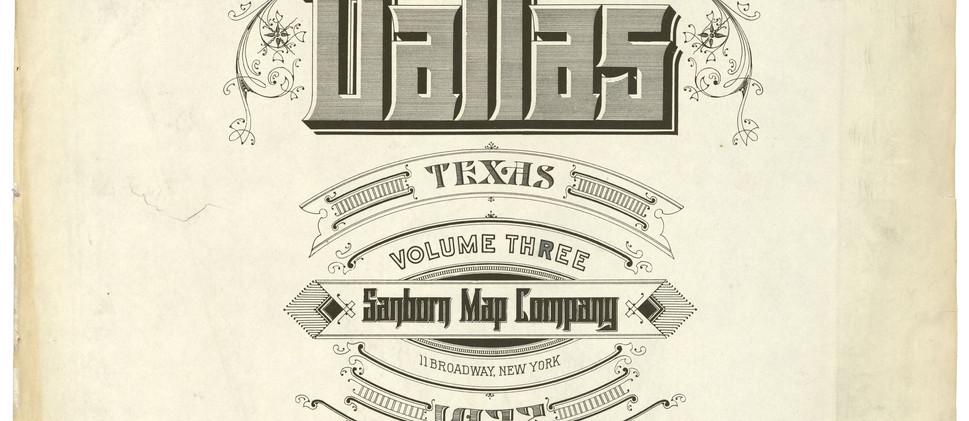 1922 Sanborn Maps