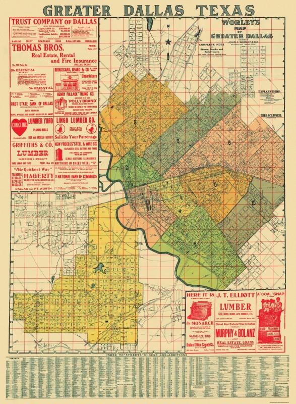 Maps of Our Neighborhood