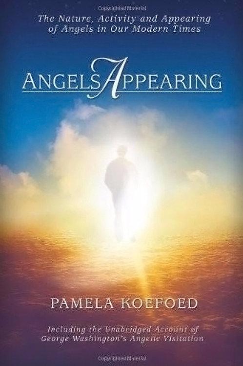 Angels Appearing, by Pamela Koefoed