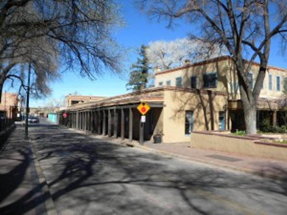 Santa Fe the Plaza