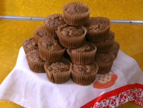 Delicious & Easy Zucchini Bread & Muffin Recipe