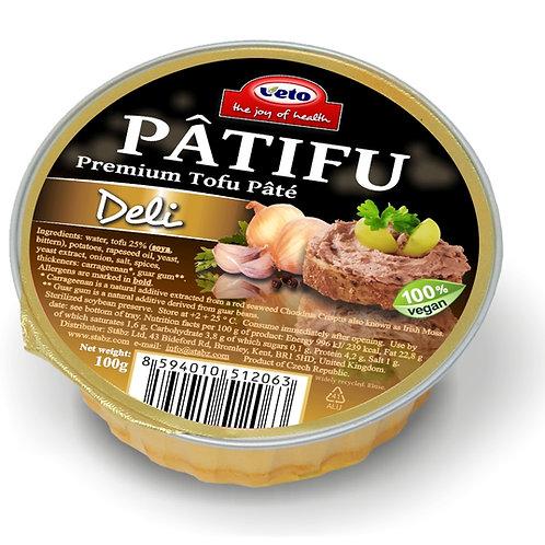 patifu deli tofu pate