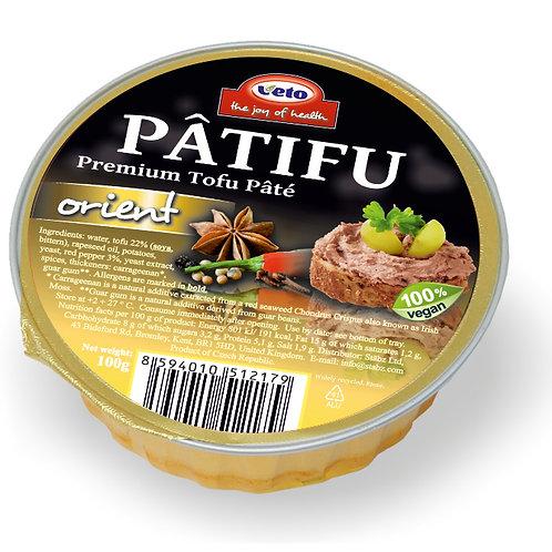 Pâtifu Orient Premium Tofu Pâté
