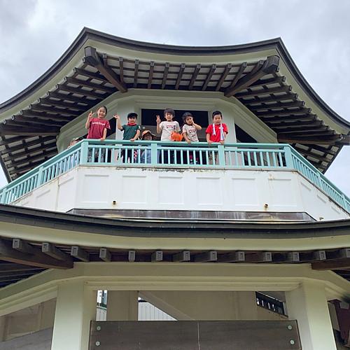 ちびっこトレッキング教室「弘法山」