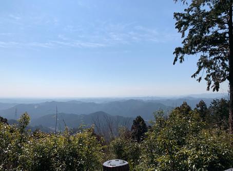 【レポート】飯能アルプス part2「天覚山~大高山」