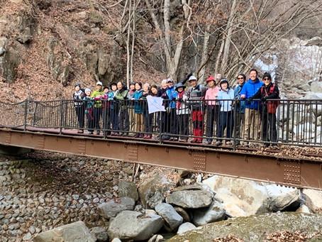 【レポート】低山再発見の旅#2「日川渓谷」