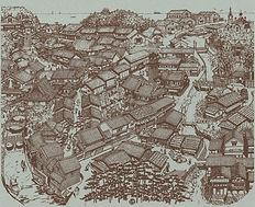 町並み曼荼羅