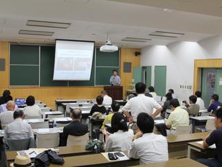 北島力さんの建築学会文化賞受賞を祝う会