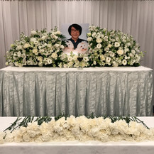 京極迪宏さん、お別れの会