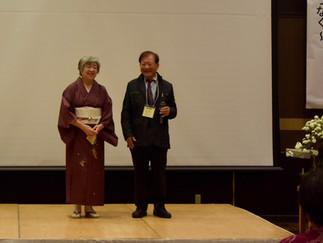まちづくりにもグローバルな視点を:第3回峯山賞を受賞した奈良まちづくりセンター・黒田睦子さんのスピーチ