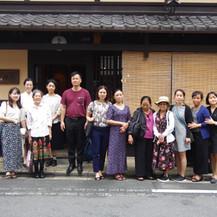 ベトナムの町並み保存の女性リーダー8名が訪日、各地で日本の女性リーダーと交流