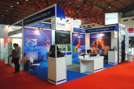 PT. PYXIS ULTIMATE SOLUTION in Jakarta International EXPO at Booth B-4231