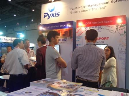 PYXIS joined Food Hotel Thailand 2013