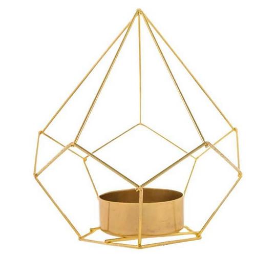 Mini Pyramid Tealight Holder