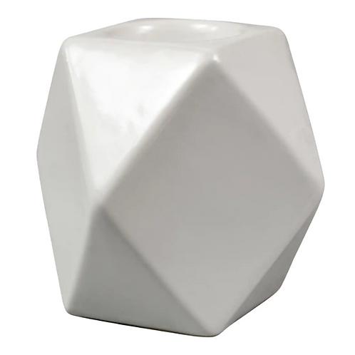 Ceramic Geometrical Candleholders