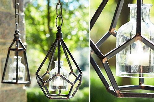Rustic Hanging Lanterns