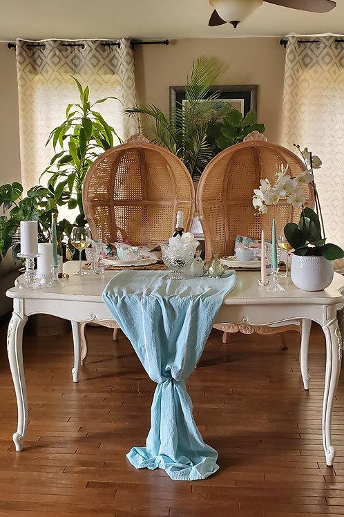 Vintage Carved Table