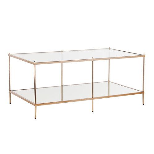Glass Coffee Table - Rectangular