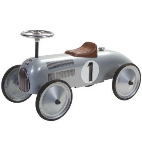 Retro Roller Race car