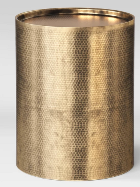 Goldrum Side Table