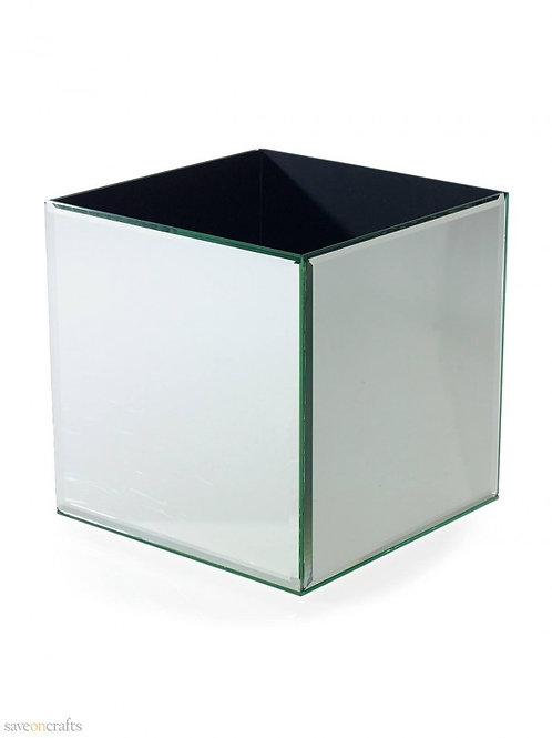 Mirror Cube Risers