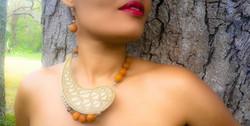 Eshetu.....necklace for Queens