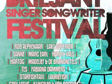 AUG 30th: BRILJANT'S SINGER SONGWRITERS FESTIVAL
