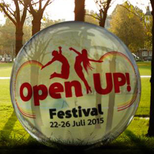 22-26 JULY: OPEN UP FESTIVAL PERFORMANCE