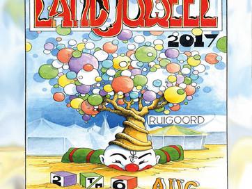 AUGUST 4th 2017: LANDJUWEEL 2017 FESTIVAL PERFORMANCE