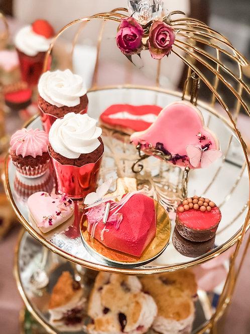Valentine's Day High Tea
