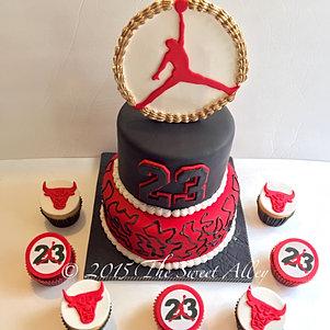 Michael Jordan Cake Ammara S Little Bake