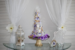 Wedding Cookie Tower R + S
