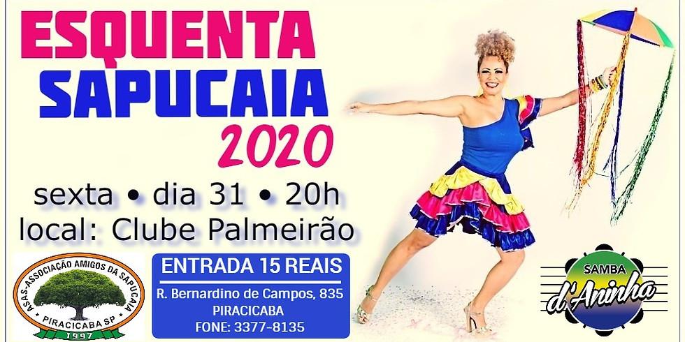 Esquenta Sapucaia 2020