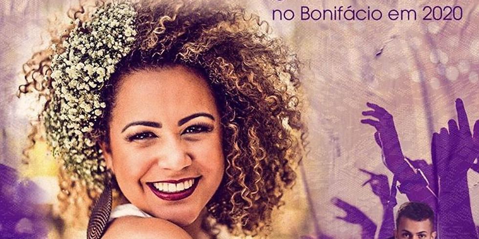 1º Samba d'Aninha no Bonifácio em 2020