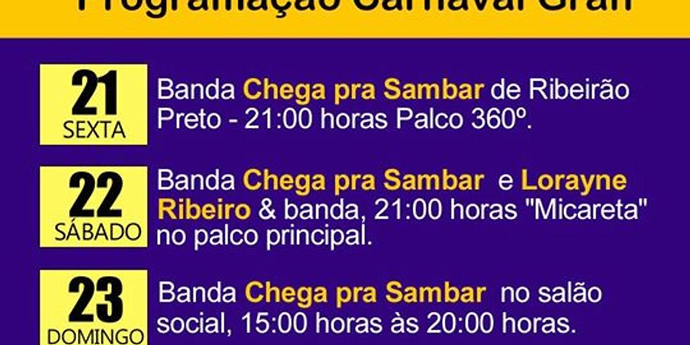 Carnaval do Gran São João