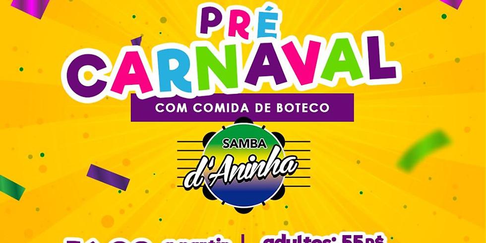 Pré-Carnaval da APAE Nova Odessa