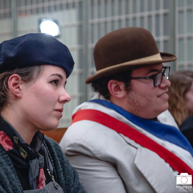 Témoins (Mathilde HUBER et rayan BENMAMAR