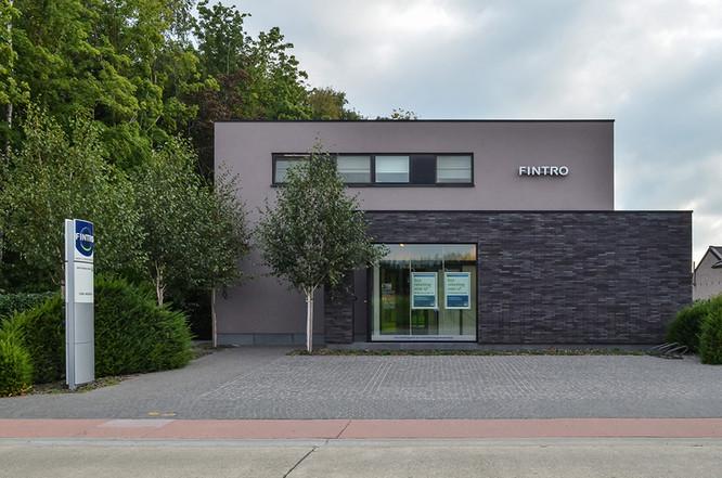 Fintro Bankkantoor Tielt-Winge