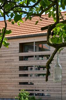 Renovatie bijgebouw GR Binkom