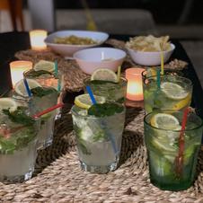 Cocktail accueil