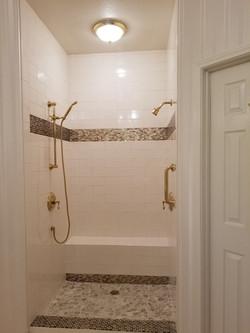 Pecan Grove Master Shower
