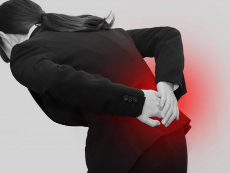 ミオンパシーで、腰痛が完全に改善しました。