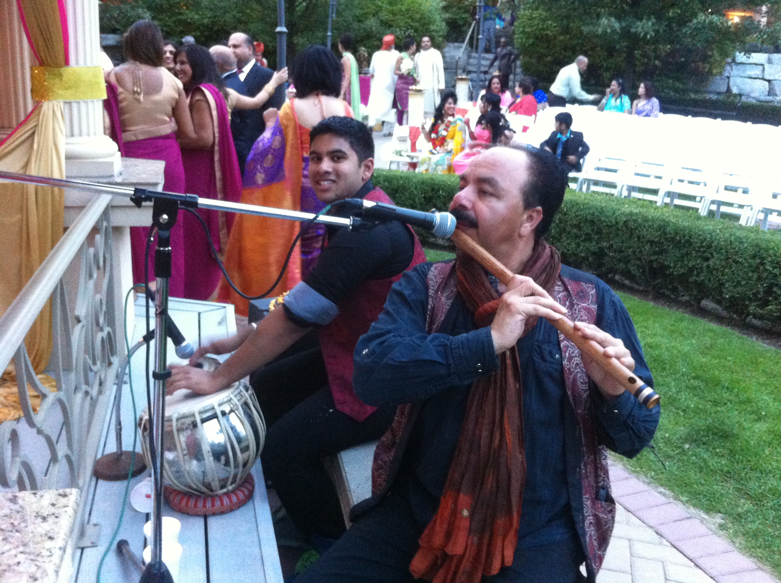 Flute Tabla Bollywood Entert