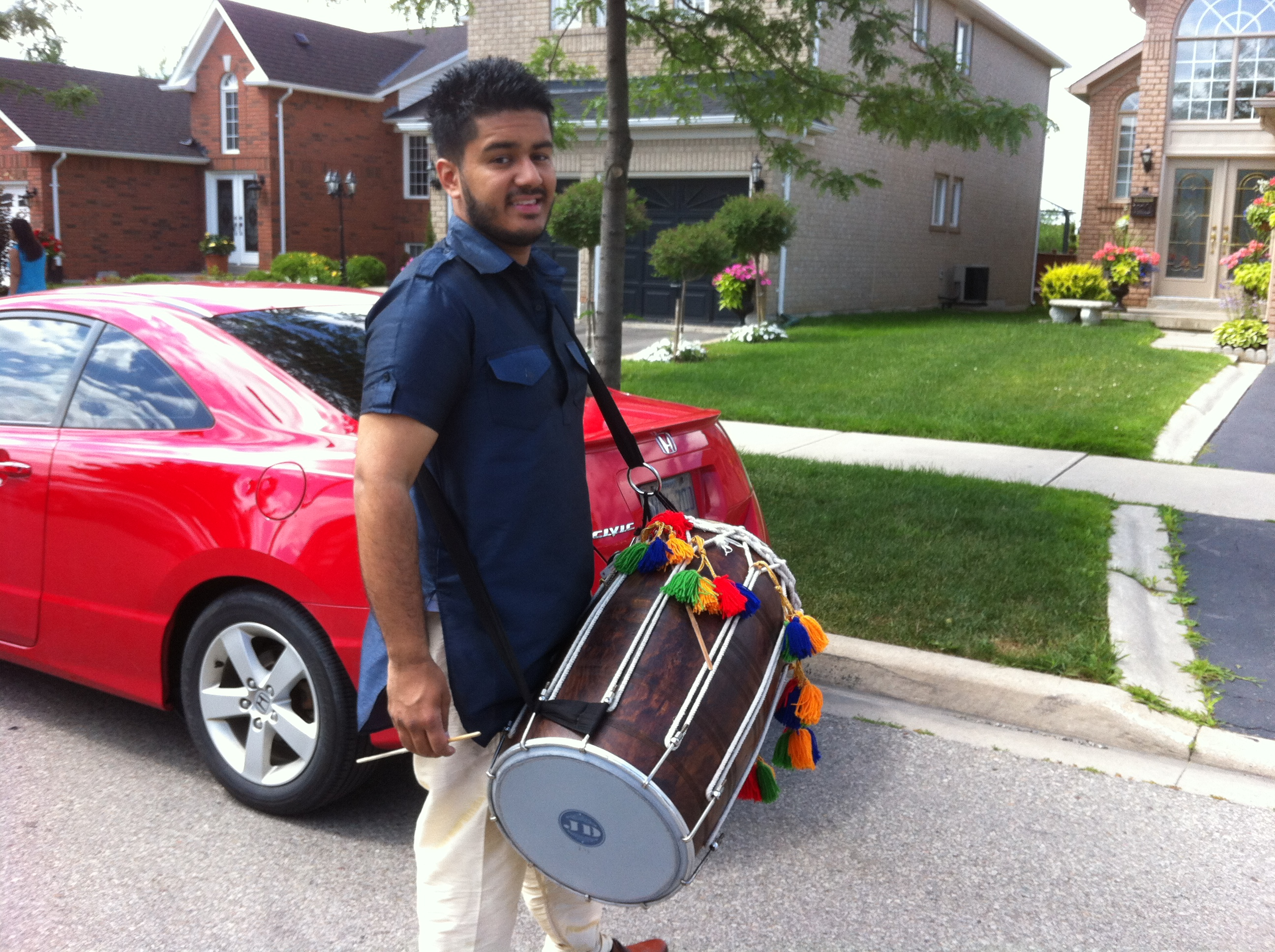 Dhol Bhangra Bollywood Entertainment