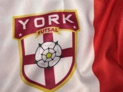York Futsal 2020/21 - U18 League - Player Contribution