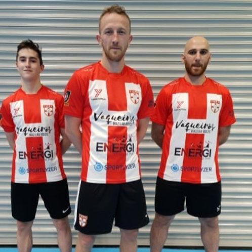 York Futsal Home Shirt 2019/20