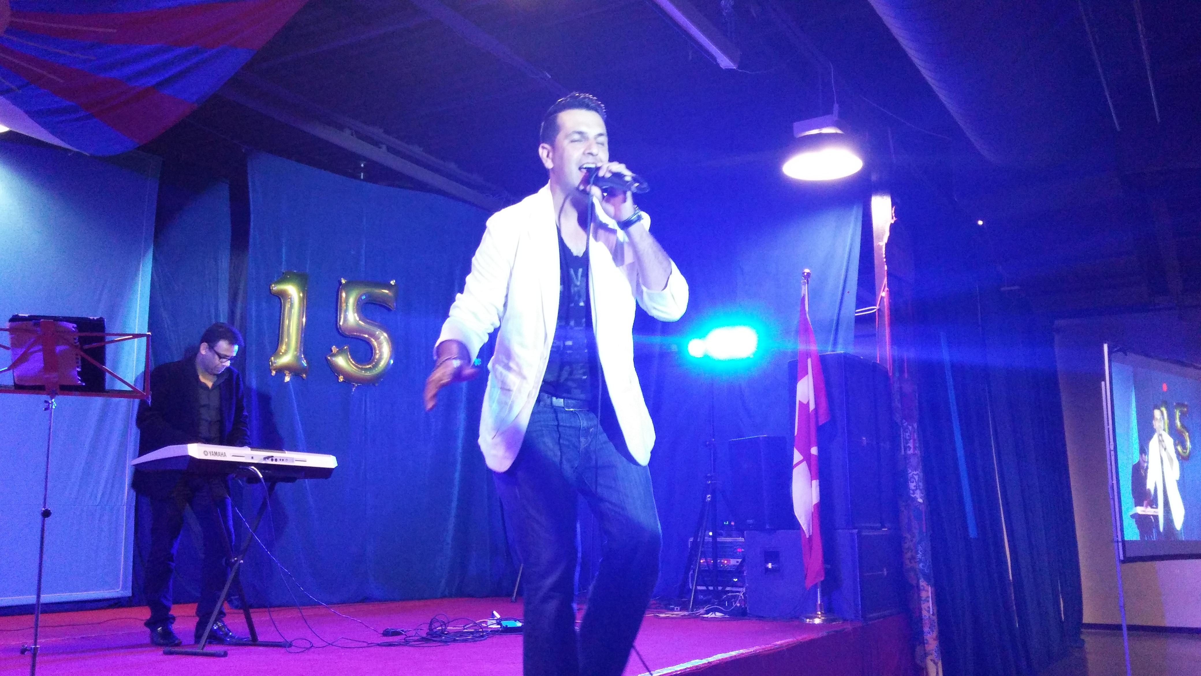 Rahmat Khan @ TPCP Musical Show