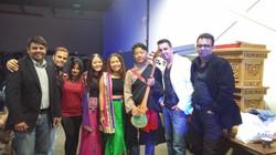 Bollywood & Tibetan Artists