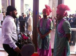 Dhol Bhangra Bollywood Entertainment