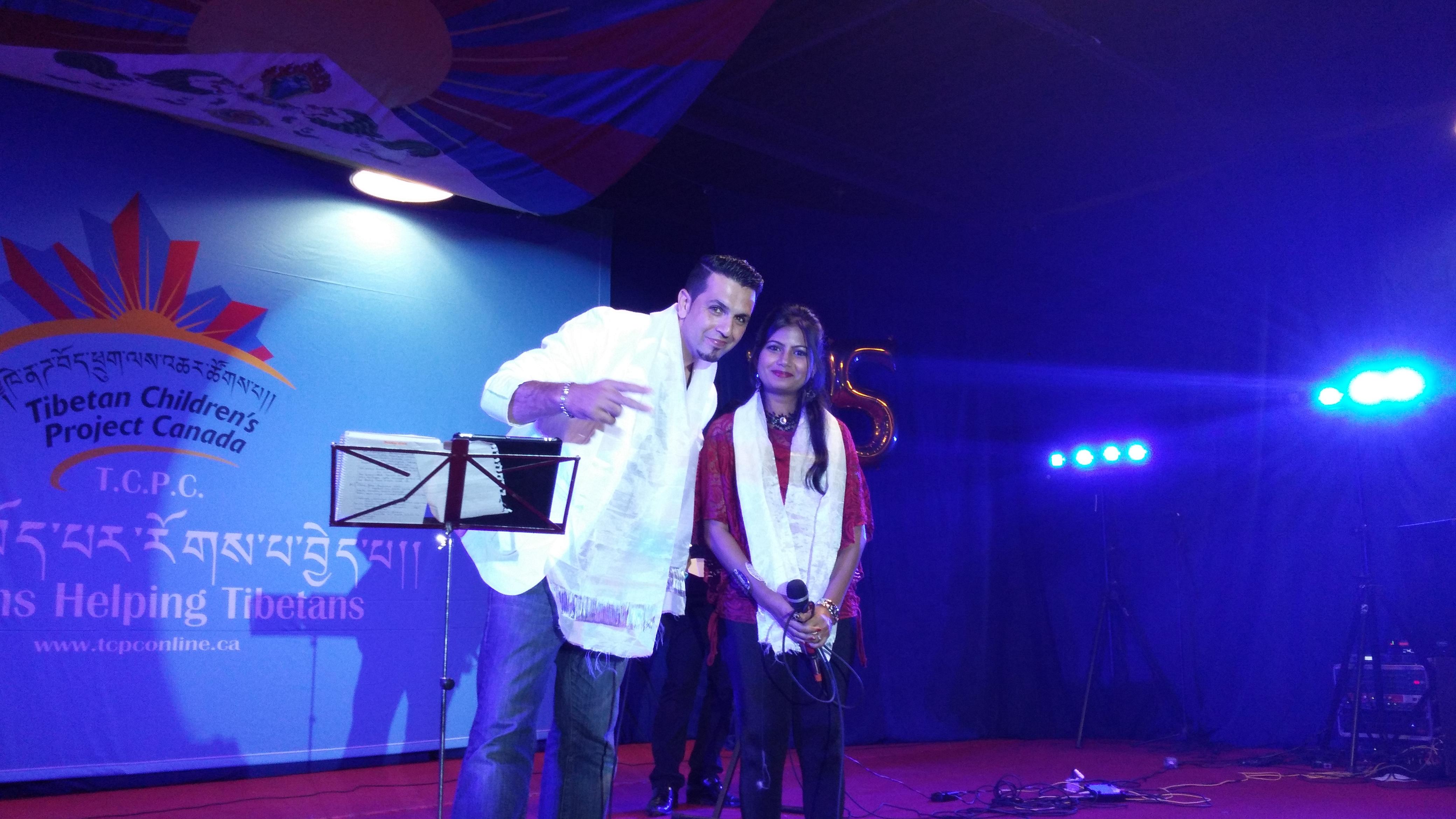 Rahmat & Bivasini @ TPCP Musical